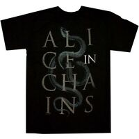 Alice In Chains Snakes Shirt S M L XL XXL Official T-Shirt Tshirt New
