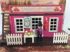 Casa del boticario Oeste De playmobil