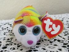 McDonald's Ty Teenie Boos Prince Big Blue Sparkle Eyes NO BAG