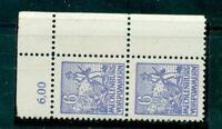 Sowjetisch Besetzte Zone,  Abschiedsserie Nr. 33 X a postfrisch **, geprüft BPP