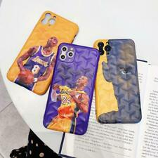 New Kobe Bryant Lakers Soft Phone Case Cover For iPhone 11 Pro 7 8Plus XR Xs MAX