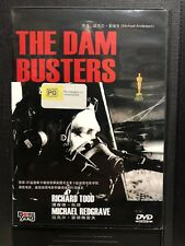 The Dam Busters DVD - Richard Todd, Michael Redgrave - Region 6 Chinese