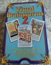SMART THINKING GAMES VISUAL BRAINSTORMS 2 BINARY ARTS NEW IN SEALED PACKAGE