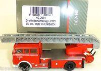 Drehleiterfahrzeug LP329 DL30 Metz RHEINBACH HEICO HC2031 OVP NEU   µ