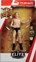 Tyler Bate - WWE Elite UK Champion Wrestling Figure Mattel - NEW