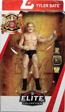 Tyler Bate - WWE Elite UK Champion Wrestling Figure Mattel - NEW