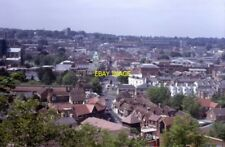 PHOTO  VIEW OF THE CENTRE OF WINCHESTER 1991