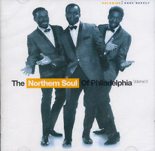 """THE NORTHERN SOUL OF PHILADELPHIA VOL. 3""    GSCD155"