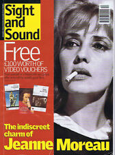 JEANNE MOREAU / ROBIN WILLIAMS Sight & Sound     December 1998