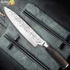 Kitchen Knife 8 inch Professional Chef Knives Japanese 7CR17 440C High Carbon