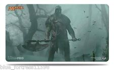 MTG M15 GARRUK AXE PLAYMAT PLAY MAT ULTRA PRO FOR CARDS