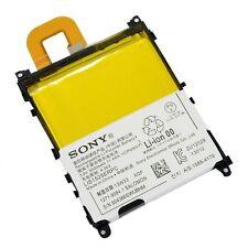 Sony Xperia Z C6603 Batteria 2 Cover 3 schermi protettivi Copribatteria Bianco