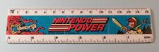 1988 Nintendo Power of America Inc. Legend of Zelda 6 Inch Ruler NES era RARE