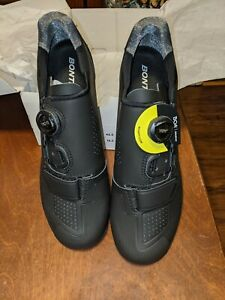 2019 Bontrager Cambion Mountain bike/CX/Gravel Shoes, size 43.5 Black
