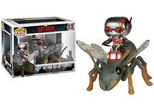 Funko Pop paseos (Marvel) Ant-Man Y Ant-Thony Vinilo Figura & vehículo 12cm