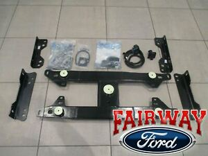 17 thru 22 Super Duty OEM Ford 5th Wheel/Gooseneck Hitch Prep Package