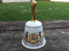 Danbury Mint The Fairy Tale Bells CINDERELLA Bone China Bell No. 1