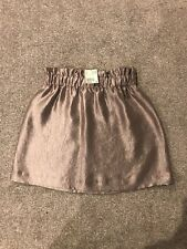 Champagne/Silver Skirt 12
