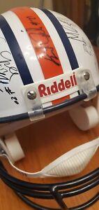 Autographed Auburn Football Helmet 2004 Authentic Team signed AU Full Size WDE!