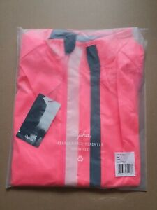 Rapha High Viz Gilet Pink Large