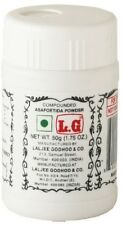 LG Hing, COMPOUNDED ASAFOETIDA POWDER, Strong Spice Hing