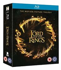 LORD OF THE RINGS BLU-RAY NEW THEATRICAL VERSION BOX SET