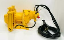 INGERSOLL RAND BU7A PATB PNEUMATIC AIR TUGGER WINCH 1000 LBS WITH REMOTE