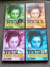 DVD SERIE TWIN PEAKS - 29 EPISODIOS - DAVID LYNCH - KYLE MACLACHLAN - RARE