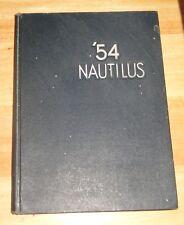 "The Cincinnati Bible Seminary ""Nautilus"" 1954 Yearbook"