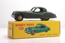 DINKY TOYS 157 JAGUAR XKI20 Coupe' - METAL  1:43