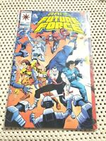 RAI and the Future Force #9 VALIANT COMICS 1993 Magnus Robot Fighter May 1993
