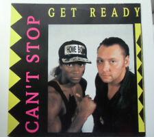 Vinyl Schallplatte - Maxi - Can´t Stop - Get Ready