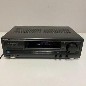 Technics SA-EX110 AM/FM Stereo Receiver *Tested Working* NO REMOTE