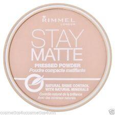 Rimmel Pressed Powder Pink Make-Up Products