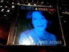 Blues & Other Hues by Annie Reiner (CD 2015) NEW vocal