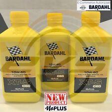 ACEITE BARDAHL XTS C60 10W60 100% SINTÉTICO MOTORRAD 4 TIEMPOS ALTO RENDIMIENTO