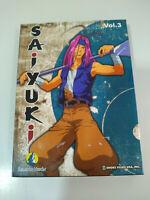 Saiyuki La Legenda de los Yokai Vol 3 Episodi 37-50 - 3 X DVD Spagnolo
