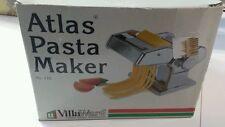 Atlas Pasta Maker #170 Made in Italy by Marcato NEW Kitchen VillaWare Italian