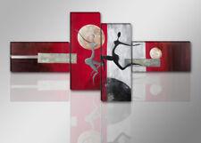 Images sur toile sur cadre 195 x 80 cm abstrait art pret a accrocher 6810