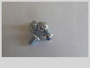 Screws. M 4 x 6 Socket Button Head Screws Bzp. Pack 20