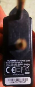 Alimentatore Adattatore Huawei OUTPUT 5V 1A