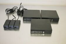 LOT OF 3 DELL OptiPlex 9020 Micro Mini Intel i5-4590T 8GB 128GB SSD Workstations