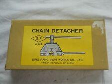 NOS Chain Detacher, Chain Breaker, Sing Fang Iron Works Co., LTD.  H33