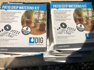 10 - DIG FM01AS Patio Drip Watering Kits