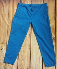 Marks & Spencer Size 18 Cobalt Blue Jeans