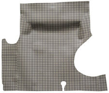 1964-1965 Mercury Comet Coupe or Convertible Fleece Trunk Mat 34F Ford Spatter