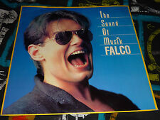 "12"" VINYL - FALCO - THE SOUND OF MUSIK - U8591T"