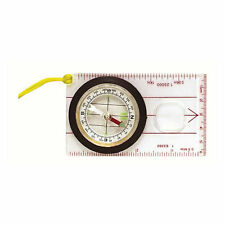 Outdoor Products Map Compass Lightweight Travel Navigation For Camping & Hiking