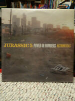 JURASSIC 5  Power In Numbers Instrumentals Hip Hop 2 x VINYL LP VG