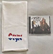 "Autographed/Signed Tommy Shaw (Styx) ""7 Deadly Zens"" CD with Styx Hand Towel"